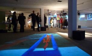 Kunst im Übergang von der Realität in die Virtualität